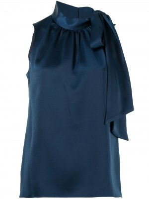 Блузка Dana Sachin & Babi. Цвет: синий