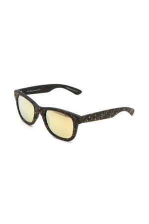 Очки солнцезащитные с линзами ITALIA INDEPENDENT. Цвет: 009 120 черный