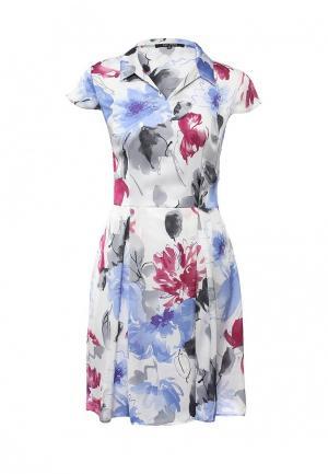 Платье Tom Farr. Цвет: разноцветный