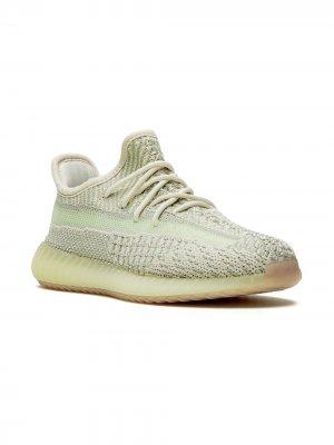 Кроссовки Yeezy Boost 350 V2 adidas Kids. Цвет: зеленый