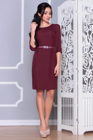 Платье Dioni. Цвет: темно-сливовый