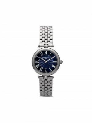 Наручные часы Classic Art Deco 30 мм Frédérique Constant. Цвет: серебристый