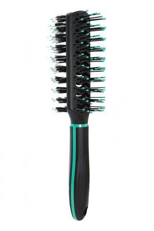 Щетка для укладки волос STUDIO STYLE. Цвет: черный