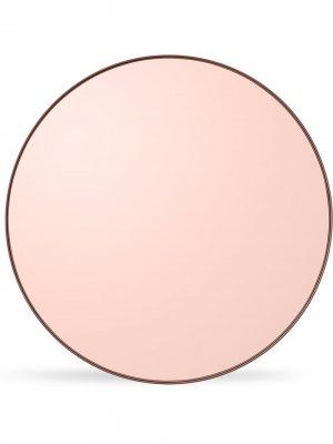 Зеркало Cicrum AYTM. Цвет: розовый