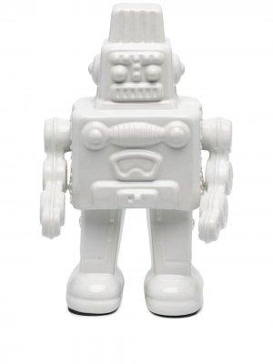 Керамическая фигурка My Robot Seletti. Цвет: белый