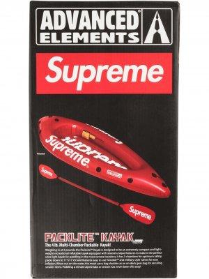 Надувной каяк Advanced Elements Supreme. Цвет: красный
