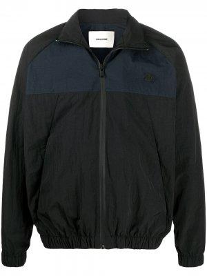 Куртка-бомбер Zadig&Voltaire. Цвет: синий