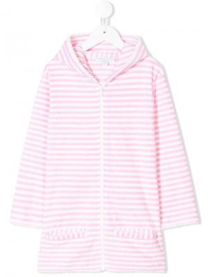 Толстовка с капюшоном Gelati Elizabeth Hurley Beach Kids. Цвет: розовый