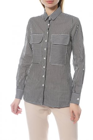 Рубашка SLAM. Цвет: серый