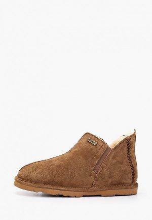 Ботинки Bearpaw. Цвет: коричневый