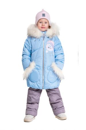 Комплект: куртка, брюки BOOM. Цвет: голубой